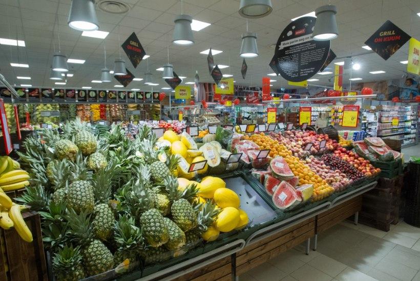 Veterinaar- ja toiduamet: puuduvad teaduslikud andmed, et koroonaviirus leviks toidu kaudu