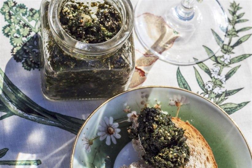 TERVISTAV NAAT 10 MOEL: valmista naadivõrsetest pestot, omletti, kooki ja moosi!