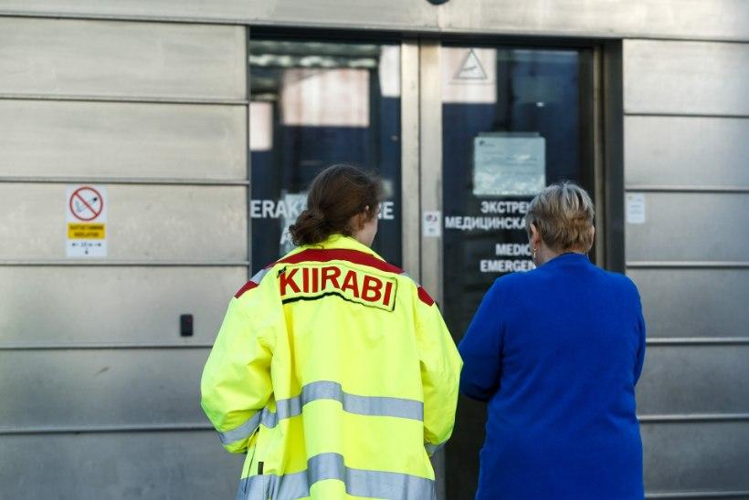 EESLIINIL: mitme haigla töötajad on nakatunud koroonaviirusega