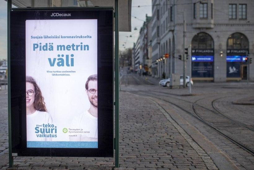 VÕITLUS KOROONAVIIRUSEGA: Soome keerab kesköö saabumisel Uusimaa maakonna lukku