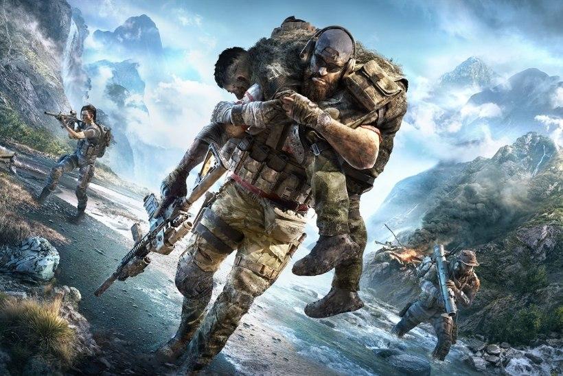 """Sel nädalavahetusel saab tasuta mängida Ubisofti militaarmärulit """"Ghost Recon Breakpoint"""""""