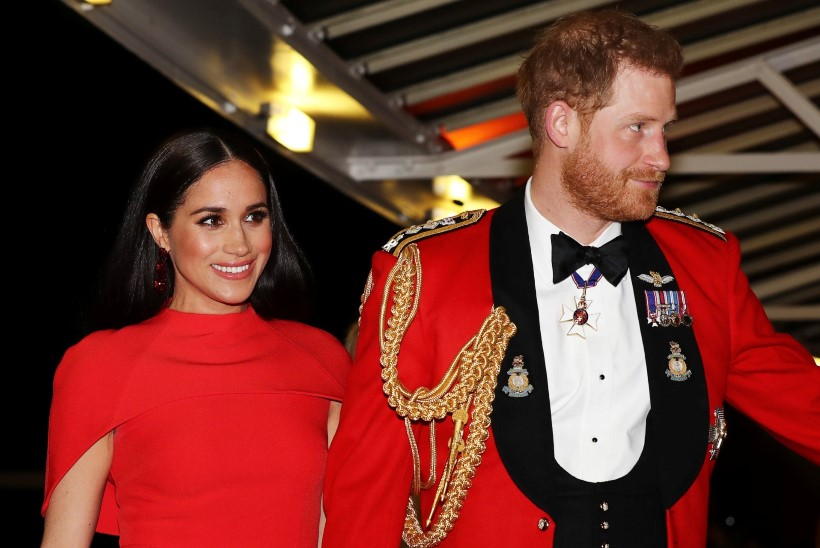 Harry ja Meghan lahkusid Kanadast. Selgus hertsoginna esimene filmitöö