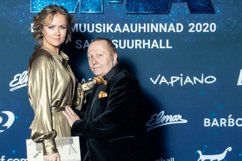 Palju õnne! Inga ja Toomas Lunge said pereliikme võrra rikkamaks