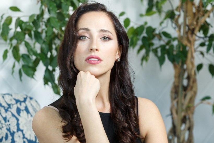 Elina Nechayeva: minu firma sissetulek on kukkunud 100 protsenti