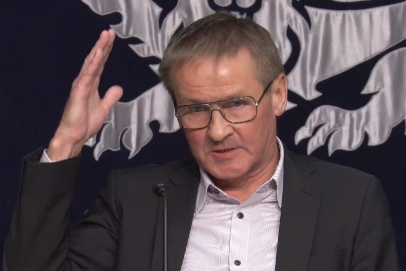 VIDEO | Riigihalduse minister Aab: ilma lisatarneta on Eestis isikukaitsevahendeid üheks kuni kaheks nädalaks