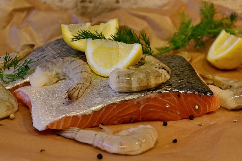 Kala tuleb söögilauale... katseklaasist