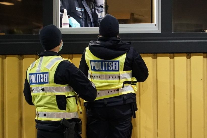 Rapla jaoskonna politseinikul tuvastati koroonaviirus