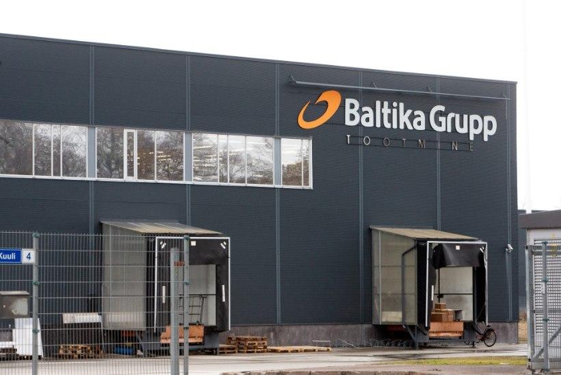 Kohus algatas aktsiaseltsiBaltika saneerimismenetluse