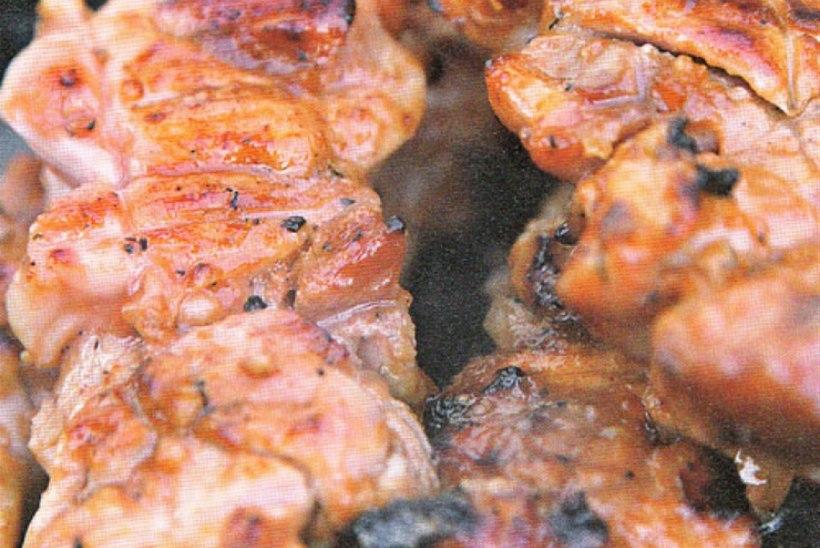GRILLI PEREGA: 11 koduse grillipeo lihtsat rooga sealihast, kanast, kalast ja aedviljadest