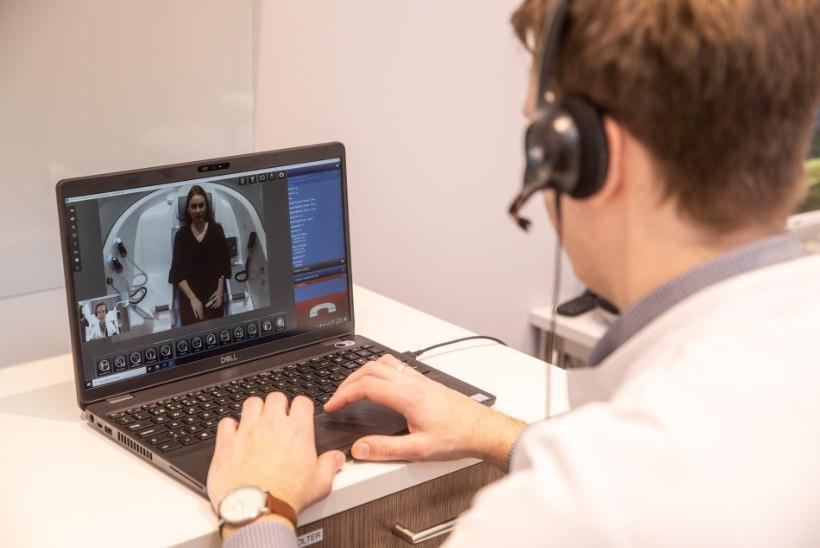 GALERII | Diagnoos meditsiinikapsli abil: Tallinnas tutvustati Põhjamaade esimest digikliinikut