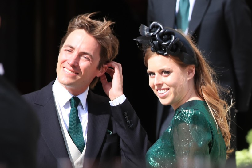 Printsess Beatrice'i abielu ühendab kaks iidset aadlisuguvõsa