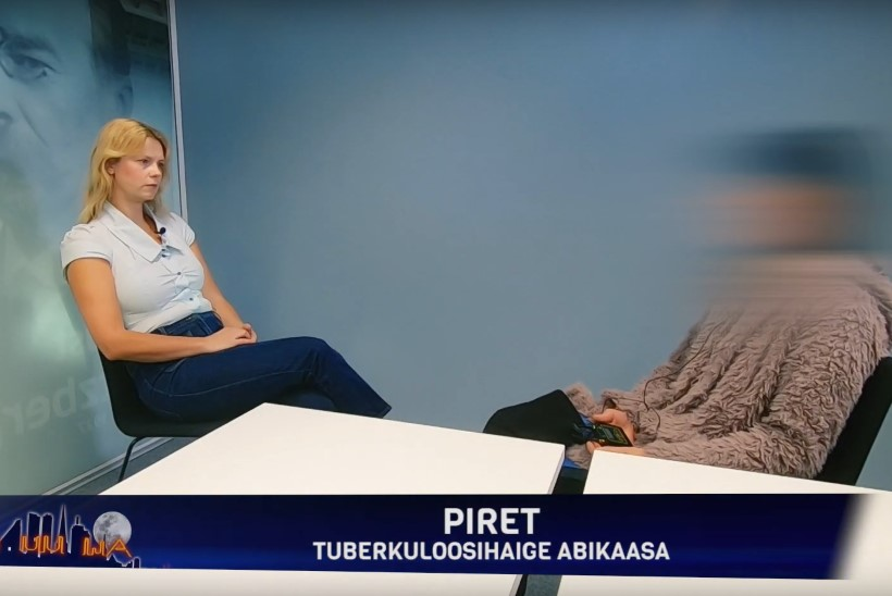 ELU NAKKUSHAIGLAS | Tuberkuloosihaige: ma olin just tualetis ja tõmbasin kanepit