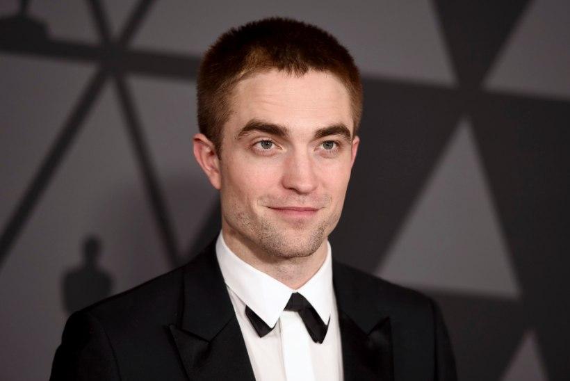 Te ei aima, mille järele Robert Pattinson lõhnab!