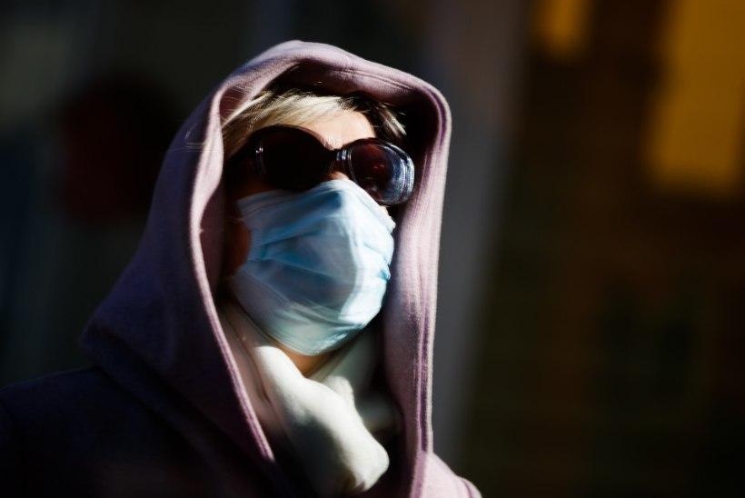 Hiinast oodatavad maskid pole veel kohal, Eesti tellib hiigelhankega kuu jagu kaitsevahendeid