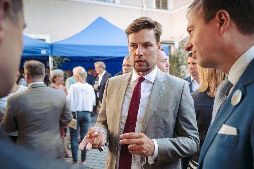 Koroonaskandaal nõudis töökoha: Kalle Palling loobus Harku volikogu esimehe kohast
