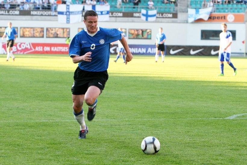 Jalgpalliliidu YouTube'i kanalis näidatakse legendaarseid mänge Venemaa ja Brasiiliaga