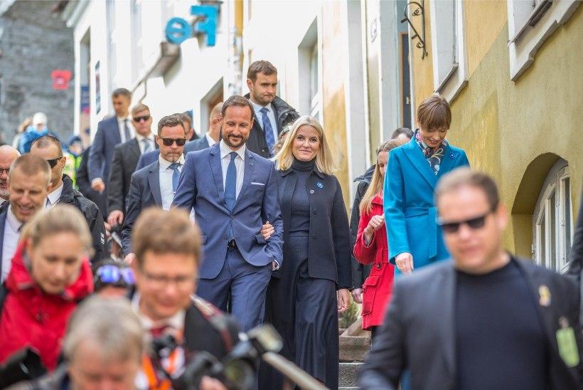 Norralased mures: miks kopsuhaigest kroonprintsessist midagi kuulda pole?