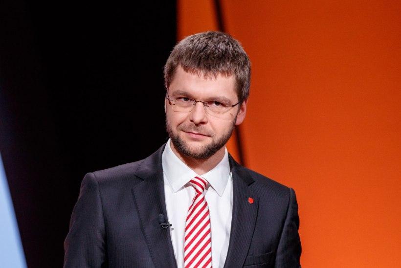 Ossinovski: valitsus sai kriisi esimeses etapis hästi hakkama, aga strateegilist plaani pole