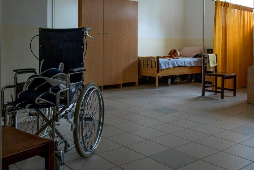 Alutaguse hooldekodus on haigestunud neli elanikku ja üks töötaja