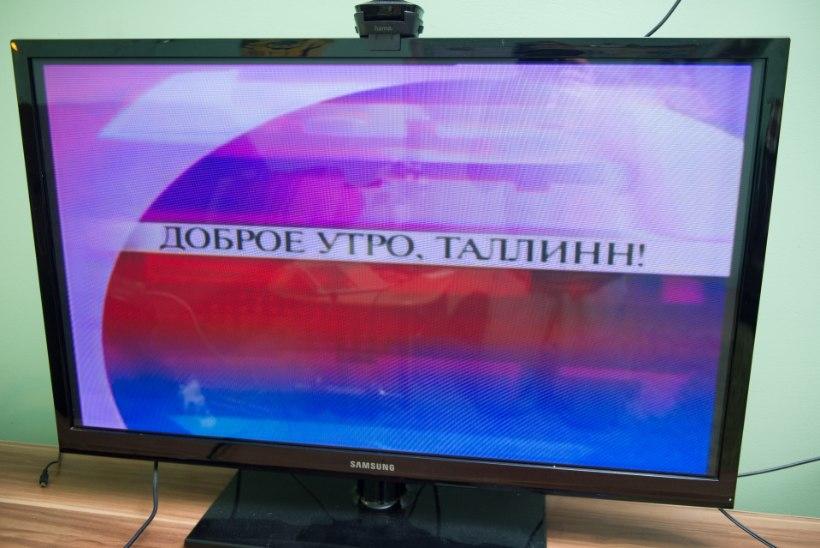 """PBK eetris hakkab eriolukorra ajal olema venekeelne telesaade """"Tallinna uudised"""""""