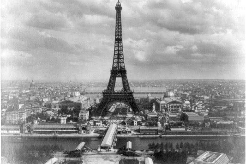 MINEVIKUHETK | 31. märts: Pariisis avati pidulikult Eiffeli torn