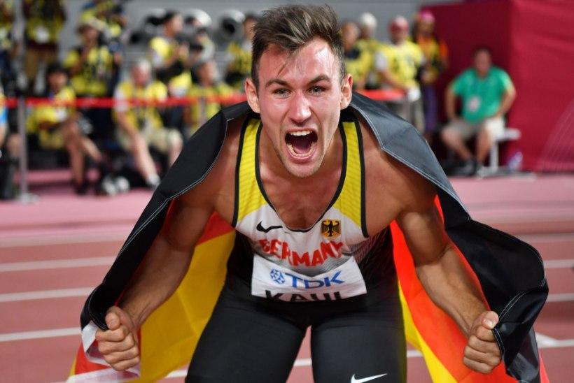 Kümnevõistluse maailmameister kohandas kodu treeningkeskuseks