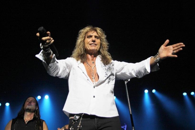 Whitesnake'i Tallinna kontsert jääb ära, ansambli liider vajab lõikust!