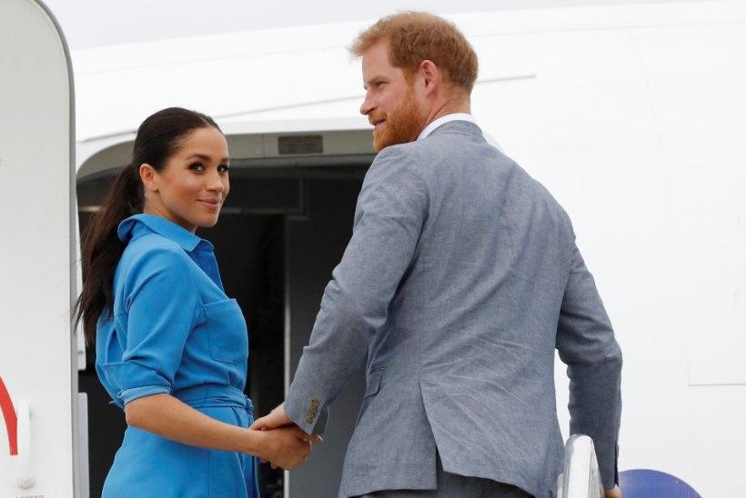 ALGAB UUS ELU: Harry ja Meghan tegid Sussex Royali nime alt viimase postituse