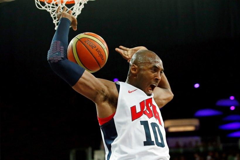ULME: vaata, kui palju maksis fänn Kobe Bryanti käterätiku eest