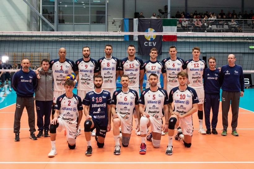 GALERII | Itaalia tippklubi ei andnud Saaremaale mingit võimalust