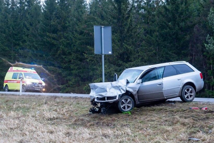 Saaremaa surmakutsari sõbrad: peol ajaviiteks purjuspäi sõitmine oli kirjutamata reegel