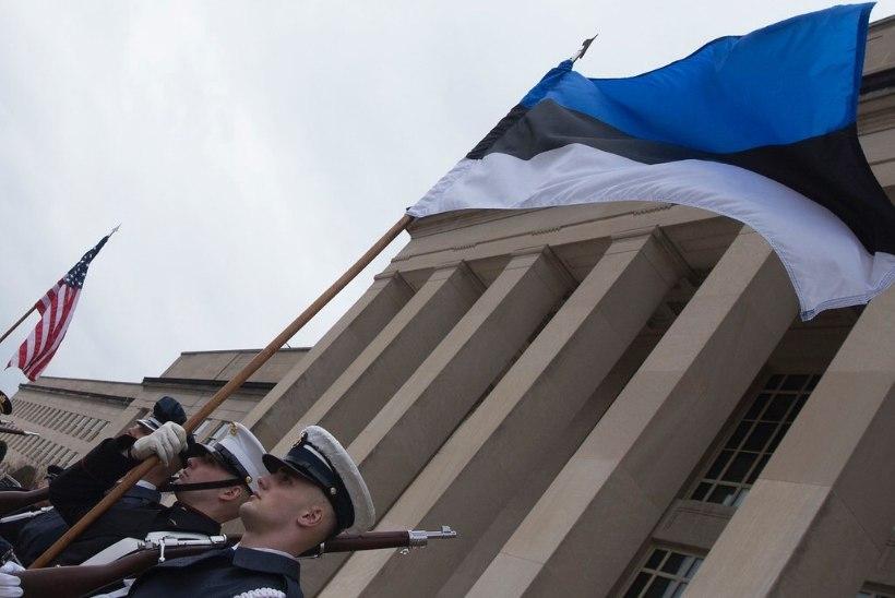 FOTOD | Kaitseminister Luik arutas USA ametivennaga Balti riikide julgeolekut