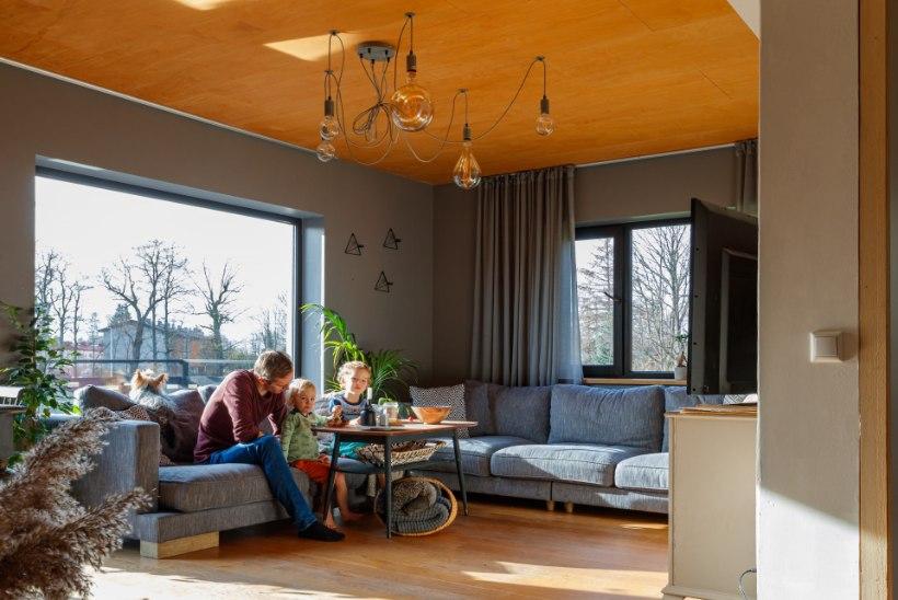 Kuldsete kätega vormitud kodu Häädemeestel ehk Majatäis tarka taaskasutust