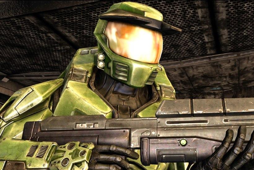 """ÜLLATUS: legendaarne """"Halo: Combat Evolved"""" hiilis salaja Steami"""