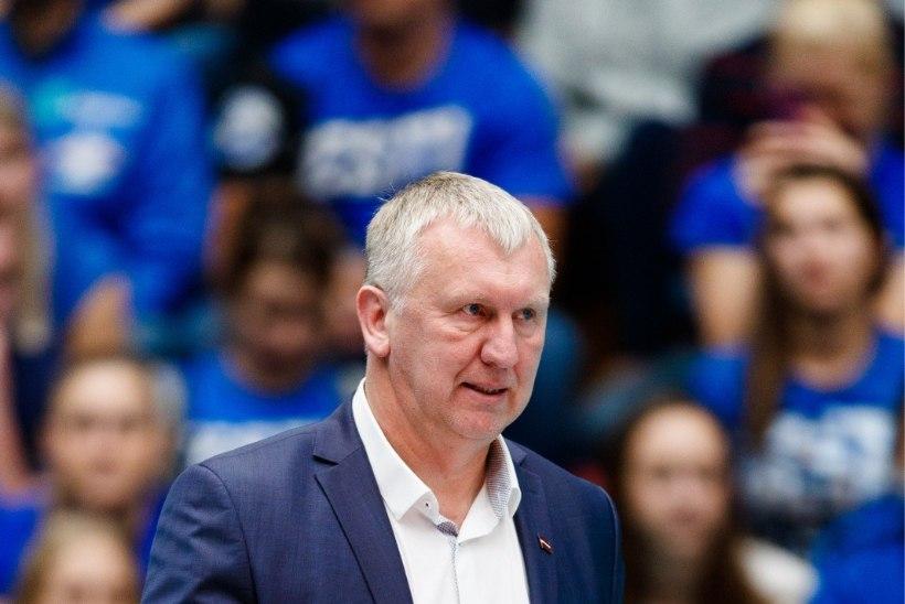 Võrkpallitreener Avo Keel Saaremaa edasipääsu ei usu: Milano Powervolley keskmine tase on märgatavalt kõrgem