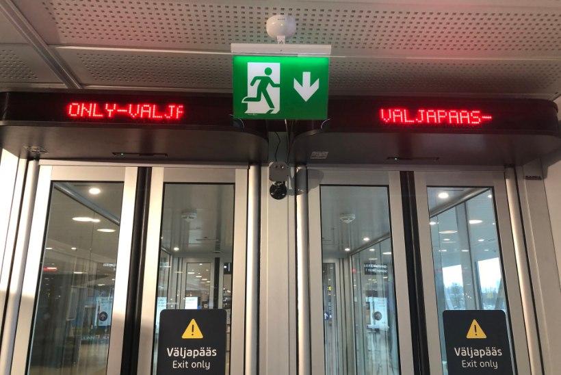 KOROONA, VAATA ETTE! Lennujaama termokaamera piidleb kõiki reisijaid