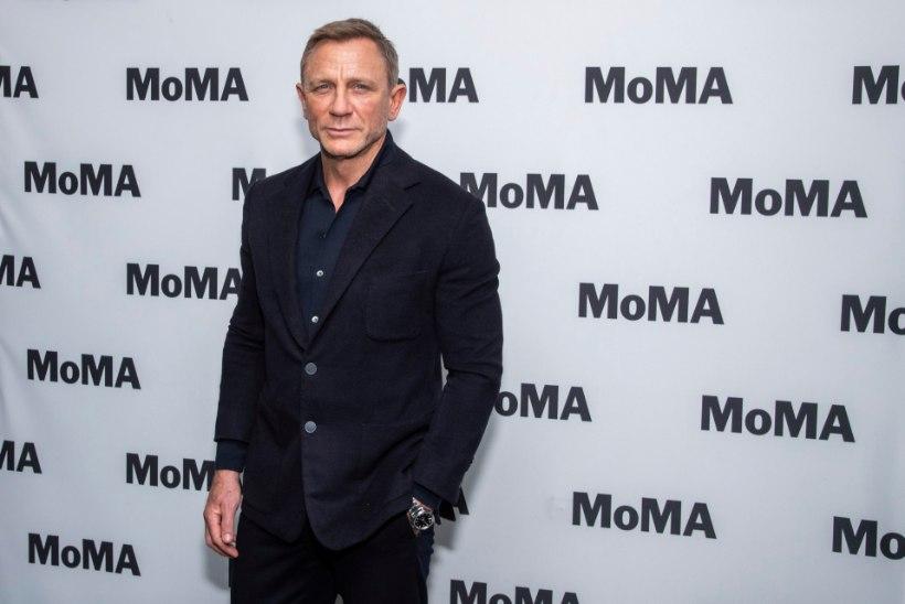 Bondi-filmi esilinastus lükkub koroonaohu tõttu novembrisse