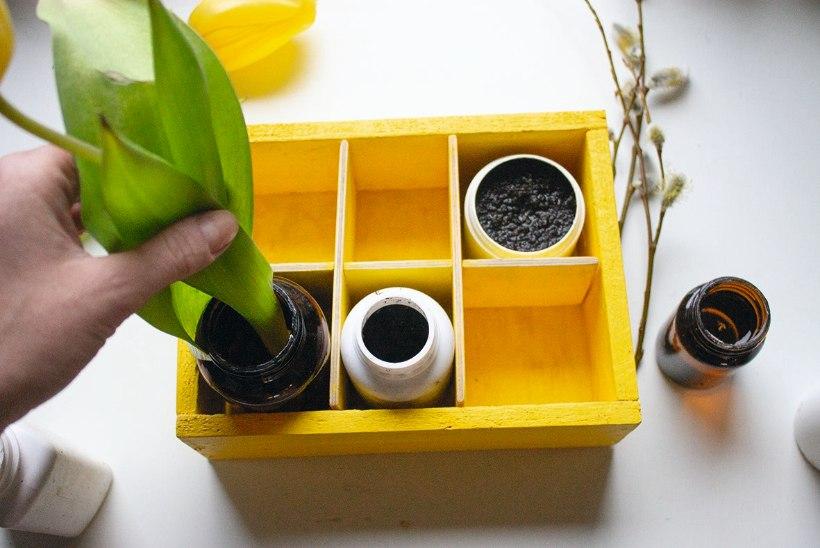 VANAST UUS | Kui vitamiinitopsidest võrsuvad lillevaasid...