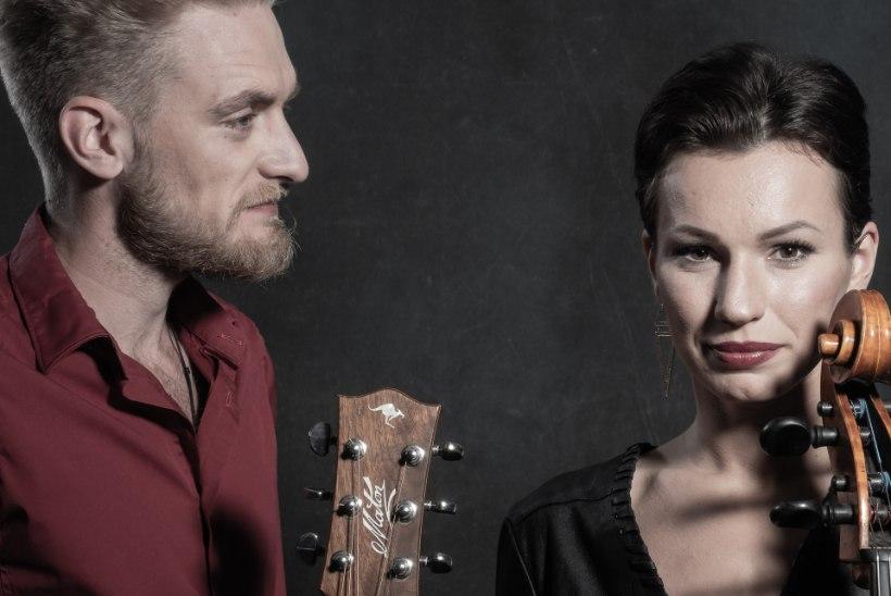Ühise plaadi üllitanud Paul Neitsov ja Silvia Ilves: meie suhe ei olnud promotrikk!