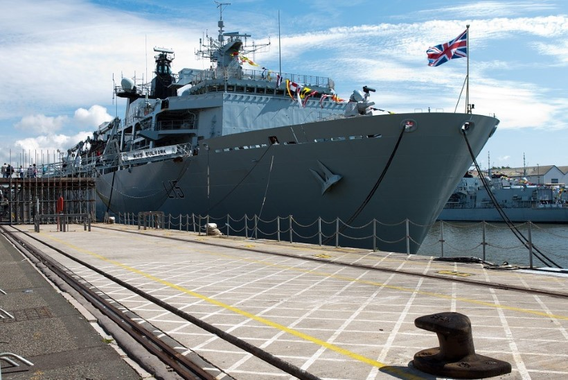 Ühendkuningriik toob kalavete kaitseks sõjalaevad