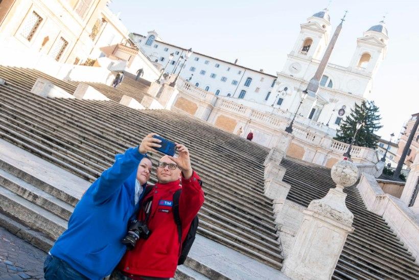 GALERII | Maailmakuulsad paigad on turistidest tühjaks jooksnud