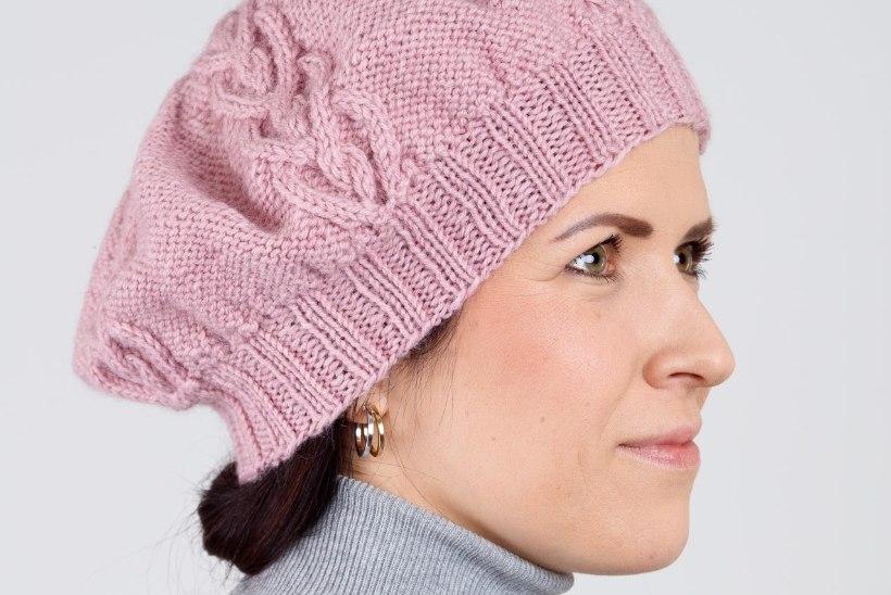 SAMM-SAMMULT ÕPETUS: koo ise barett, mis kaunistab iga naise kevadrõivast!
