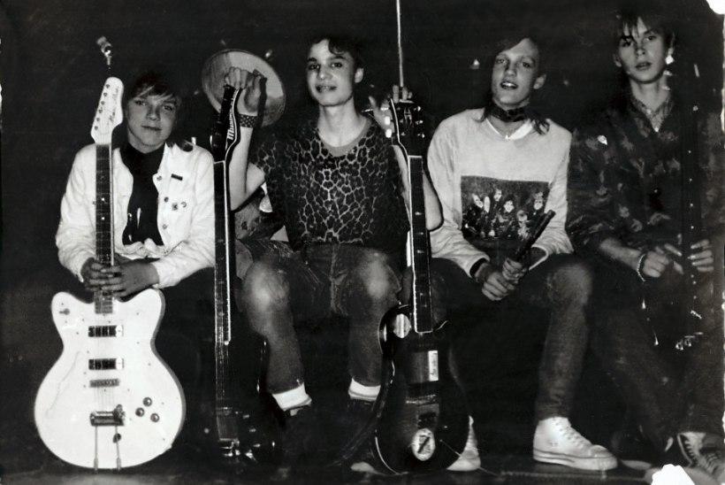 Nostalgialaks! Jaagup Kreem: anname Terminaatoriga kontserdi samal laval, kus bänd oma esimese ülesastumise tegi