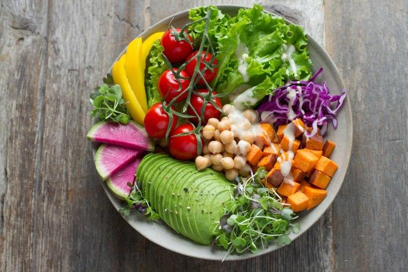 Viis nõksu, kuidas rohkem taimset toitu süüa