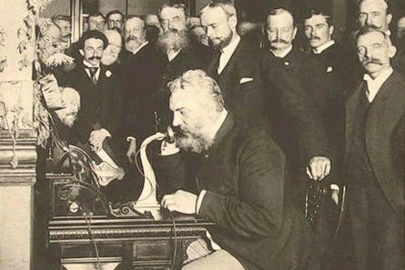 MINEVIKUHETK   7. märts: Alexander Graham Bell hankis telefonile vastuolulise patendi