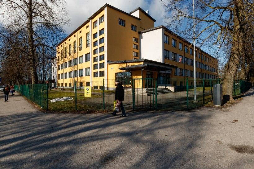 PAREM KARTA KUI KAHETSEDA: pealinna kool saatis lapsed koroonaviiruse tõttu koduõppele