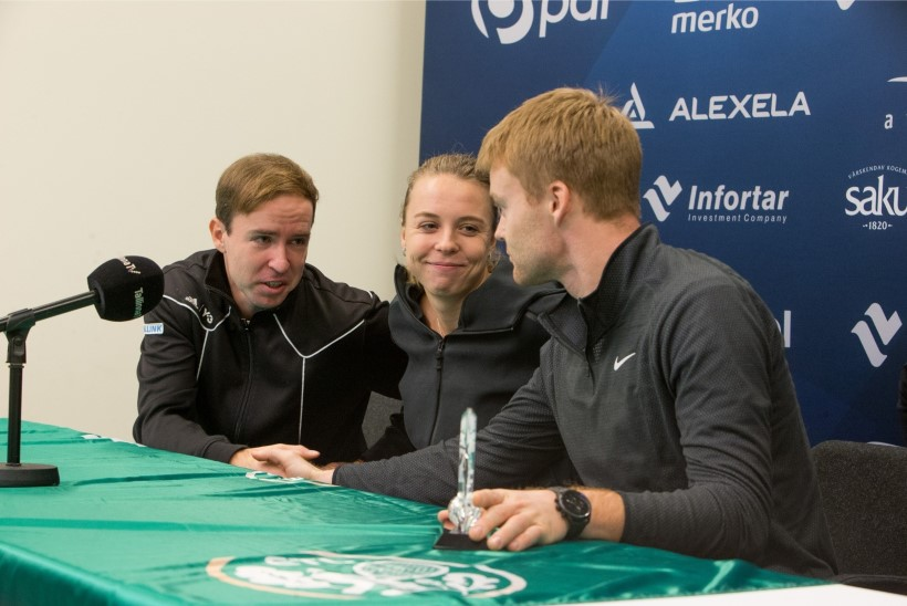 HÄSTI! Eesti alistas Davis Cupil Gruusia ja tõusis tugevamasse gruppi
