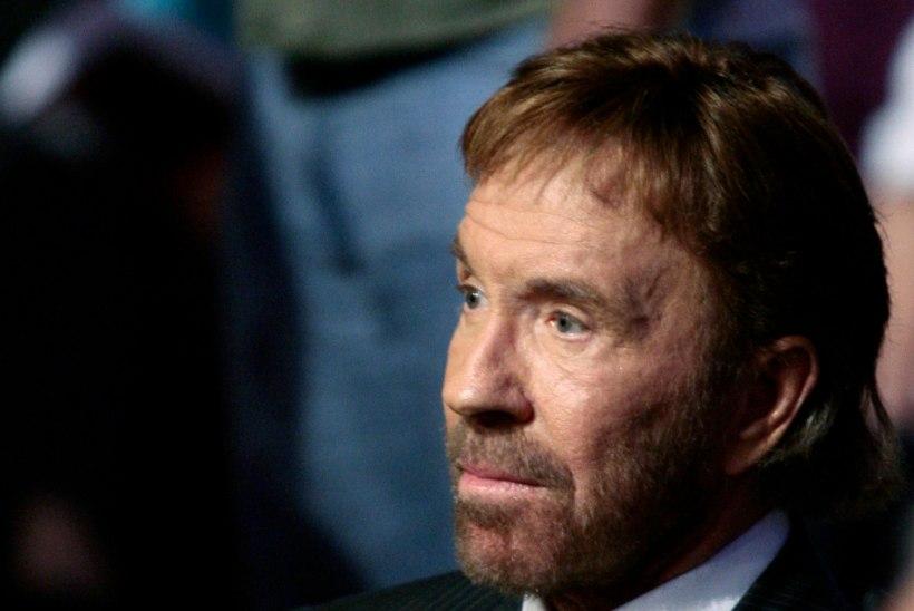 MÄLUMÄNG   Palju õnne, Chuck Norris!