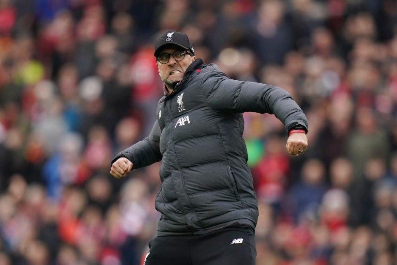 Liverpool võib tiitli kindlustada ise väljakul käimata