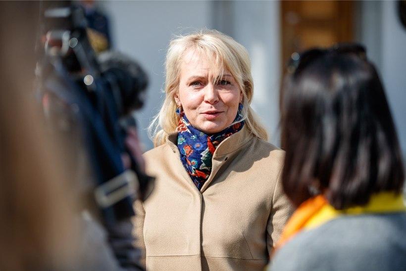 Riina Solman   Majanduselu arendades tuleb arvestada ka rahvastikupoliitika vaatenurka